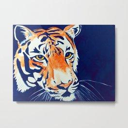 Auburn (Tiger) Metal Print