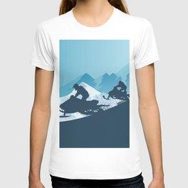 Snowmobile • Winter Sport T-shirt