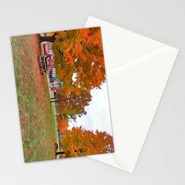 Autumn Playground Stationery Cards