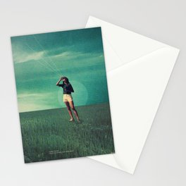 Loved the way You once looked upon Tomorrow Stationery Cards
