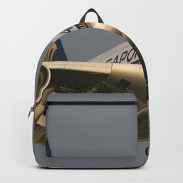 A380 Evening Arrival Backpack