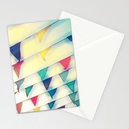 Let Your Flags Fly Stationery Cards