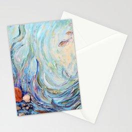 Undersea world Stationery Cards