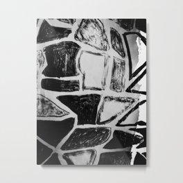 The Nearness Of You (B/W) Metal Print