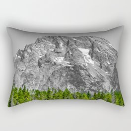 Mountain Landscape Selected Color Print Gifts Rectangular Pillow