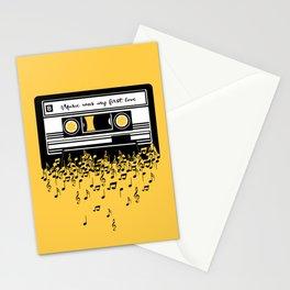 Retro Tape Stationery Cards