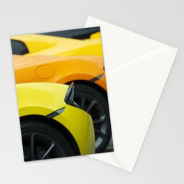 Rear Ends  Stationery Cards