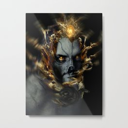 Demon King Metal Print