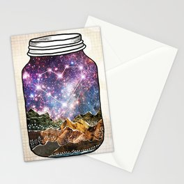 Love Can Move Mountains Stationery Cards