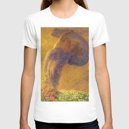 Il Sogno - Lovers, The Dream by Gaetano Previati T-shirt