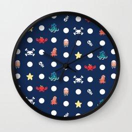 inki DOT Jinx Wall Clock