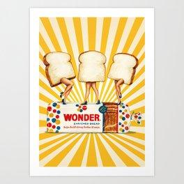 Wonder Women Kunstdrucke
