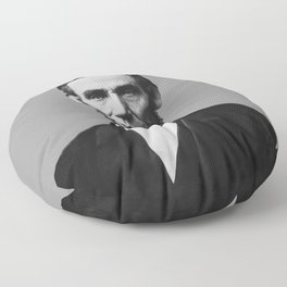 President Abraham Lincoln Floor Pillow