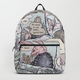 Creepy Little Alice Backpack