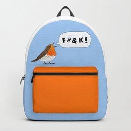 Fuck Robin Backpack