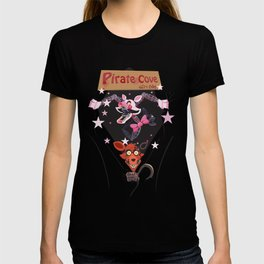 We Love Foxy and Mangle T-shirt
