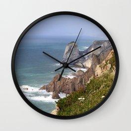 Cabo da Roca Wall Clock