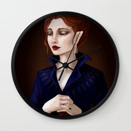 Guinevere Wall Clock