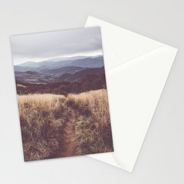 Bieszczady Mountains - Landscape and Nature Photography Stationery Cards