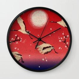 Durumi Wall Clock