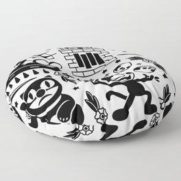 Felix The Cat Floor Pillow