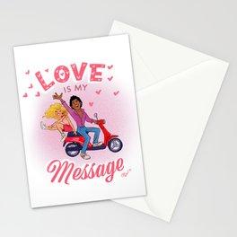 JAM June Love Message Stationery Cards