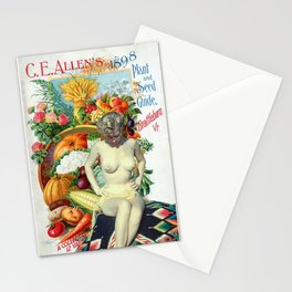 Une Belle Plante Stationery Cards