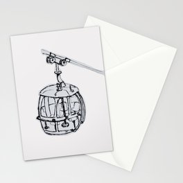 Cable Car HK Stationery Cards