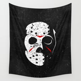 jason voorhees - Friday the 13th Wall Tapestry