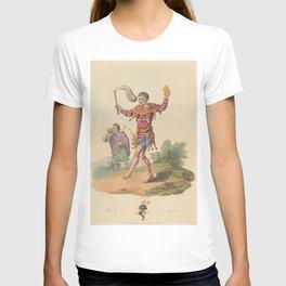 Kramer Peter  ArtClowns and jesters in nineteenthcentury printsAdditional Premieres illustrees T-shirt