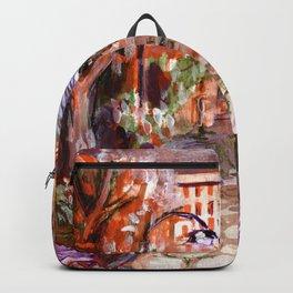 orange city Backpack