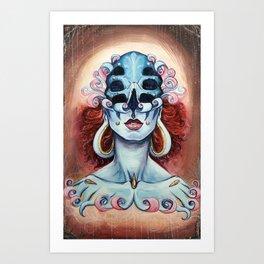 Gora Art Print
