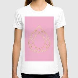 Golden diamond I T-shirt