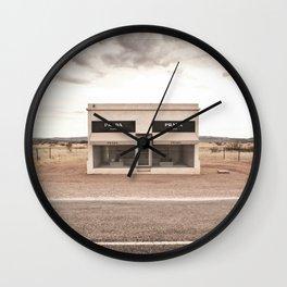 Marfa Wall Clock