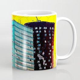 Gran Via Sunset Coffee Mug