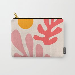Henri Matisse - Leaves - Blush Carry-All Pouch
