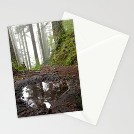 Tree Puddle Stationery Cards