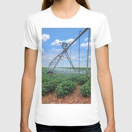 Agriculture Pivot irrigation  T-shirt