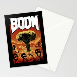 Boom! Stationery Cards