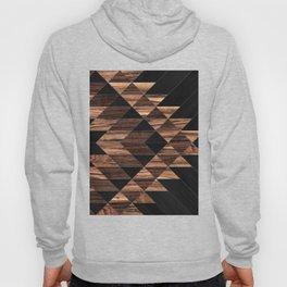 Urban Tribal Pattern No.11 - Aztec - Wood Hoody