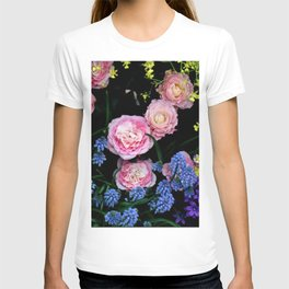 Mixed Flowers T-shirt