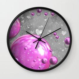 Love Day Wall Clock