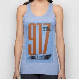 917 Tribute Unisex Tank Top