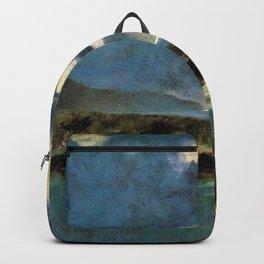 David Young Cameron - Moonlit Marsh - Digital Remastered Edition Backpack