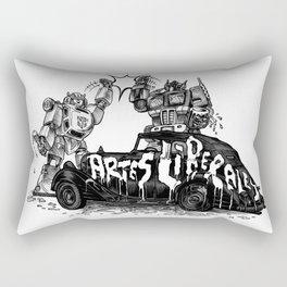 Artes Liberales Rectangular Pillow