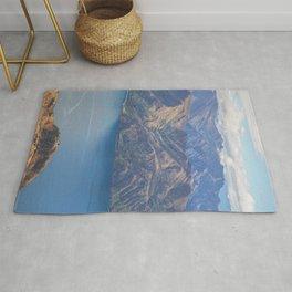 Roys Peak Lookout 1 Rug