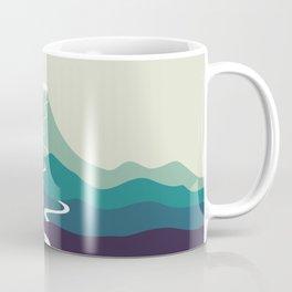 Cat Landscape 80 Coffee Mug