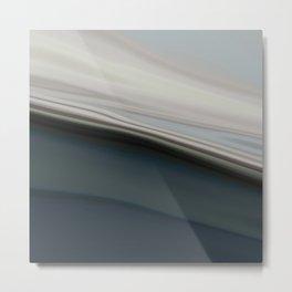Overcast Skies Metal Print