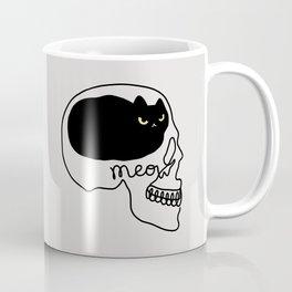 Cat Landscape 67: Cat People Coffee Mug
