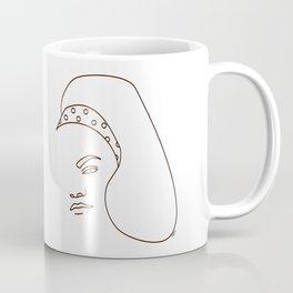 Eartha Kitt - White Coffee Mug